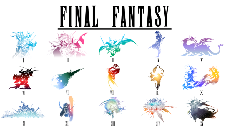 Final Fantasy Fridays!